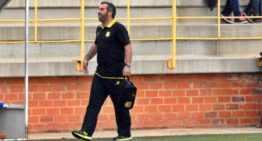 Luto en el CD Roda por el fallecimiento del entrenador Moisés Jiménez