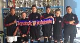 GPS Spain une fuerzas con el Atlético Museros para potenciar su fútbol base