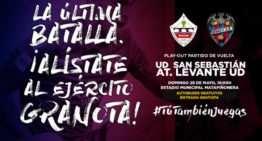 Autobuses gratuitos para apoyar al Atlético Levante UD en la vuelta de la promoción por la permanencia