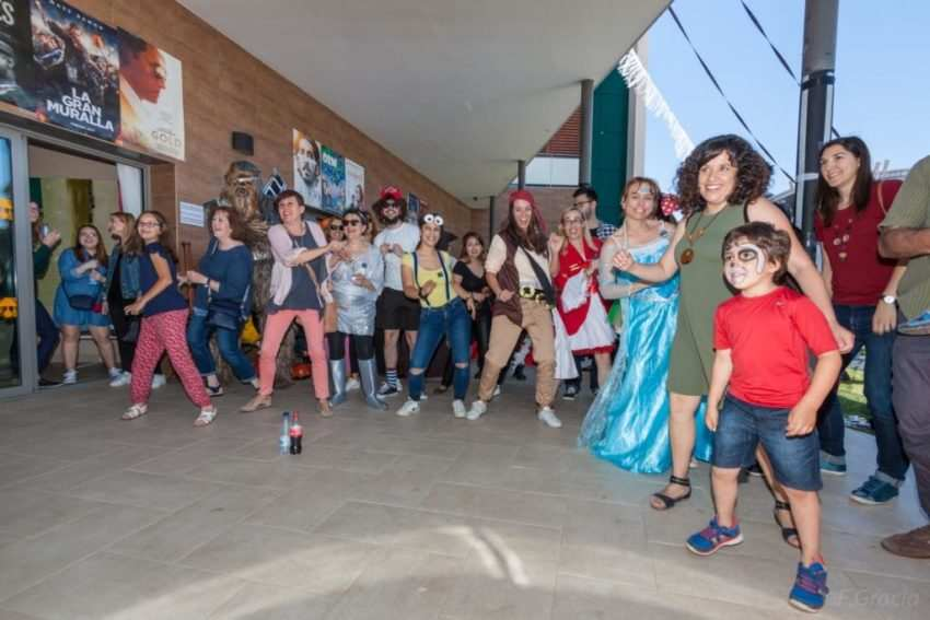 Casa ronald mcdonald valencia celebra su cuarto aniversario con una gran fiesta del cine - Casa ronald mcdonald valencia ...