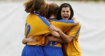 I Jornada de Fútbol Femenino de la Comunidad Valenciana el 3 de junio en Aldaia