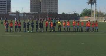 Atletic Amistat y CDB Massanassa firmaron tablas en un duelo igualadísimo en Superliga Benjamín Primer Año (2-2)