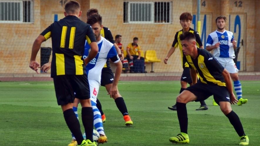 Santi Denia convoca a Carlos Beitia para la final del europeo sub-17