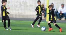 Él Sporting Castelló vence por 3-1 al CD Roda Benjamín