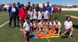 El Valencia CF reina en el XI Torneo de Futbol Base Ciudad de Xilxes