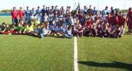 La VIII Copa Federación de Fútbol Base se presenta el 26 de septiembre en el Bioparc