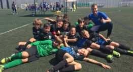 La escuela del CD El Rumbo escoge su Once Ideal en fútbol-8 y fútbol-11 para los días 6 y 7 de mayo