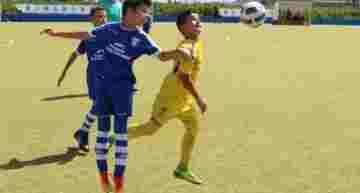 Grupos de la Jornada 1 Alevín de la VIII Copa Federación
