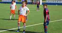 Valencia CF y Levante UD lideran el ranking de escuelas de Valencia