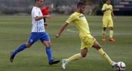El Villarreal juvenil ya está en cuartos de la Copa tras derrotar al Málaga