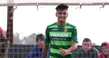 El Madrid apea al Villarreal Juvenil A del sueño de la Copa de Campeones (2-0)