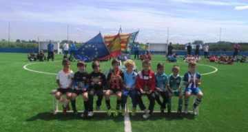 Acaba la Fase Prebenjamín de la VII Copa Federación con los últimos nueve clasificados