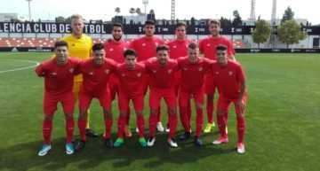 VIDEO: El VCF Juvenil cayó eliminado por un suspiro ante el Sevilla en la Copa del Rey (3-1)