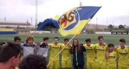 VIDEO: La celebración del Villarreal Infantil A tras conquistar la Liga Autonómica