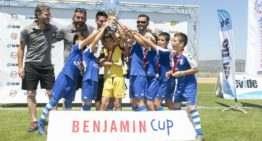 CF San José y AT Torrefiel se proclaman campeones de la 3ª edición de la Benjamin CUP en Oropesa