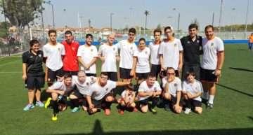 Gran éxito de la primera edición de la Inclusion Cup Esportbase en Catarroja