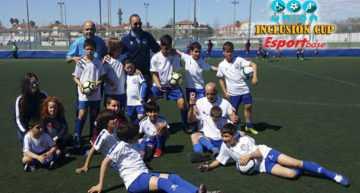 Patrocinadores y colaboradores harán de la Inclusión Cup Esportbase una fiesta con mucho más que fútbol