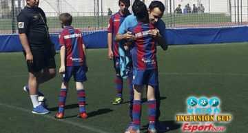 Equipos y calendario de partidos confirmados para la I Inclusión Cup Esportbase