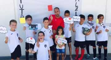 GALERÍA: El Ciutat D'Alzira FB celebró su I Jornada de Convivencia