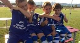 Termina la 1ª fase y ya hay semifinalistas de la Alevín CUP y Querubín CUP