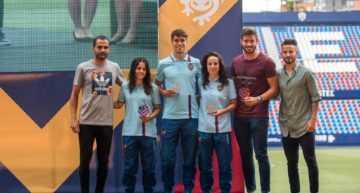 VIDEO: El Levante UD y la Fundación Cent Anys entregan los Premios Valores Levante UD