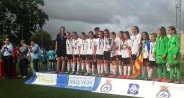 VIDEO: Mejores imágenes de la Copa de Fútbol-8 Femenino