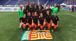 El Alevín A del Valencia CF Femenino, disputará la final en Nueva York de la Danone Nations Cup