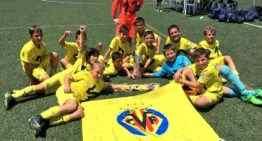 GALERÍA: Cuadro de honor y campeones del I Torneo Bauhaus de Fútbol Base