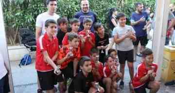 GALERÍA: Así fue la fiesta de final de temporada del Atlétic Beteró