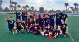 El Infantil D del CD Roda se proclama campeón de Liga