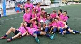 VIDEO: E1 Valencia conquista la competitiva Liga Preferente Infantil Grupo 3