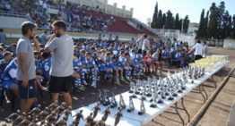 CF San José resume su particular 'temporada para la historia'