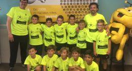 Temporada brillante del Paterna CF Prebenjamín A