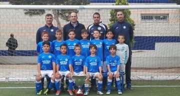 Impecable temporada 2016-2017 del CD Massamagrell Benjamín Primer Año