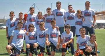 Campeonato y pleno de triunfos para el Alevín A del CD La Canal