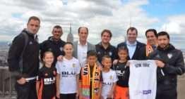 El Valencia CF abre su primera Soccer Academy en EE.UU.