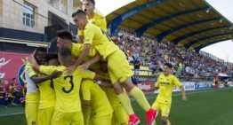 El Villarreal se exhibe ante el FC Barcelona (3-0) en la Copa del Rey Juvenil