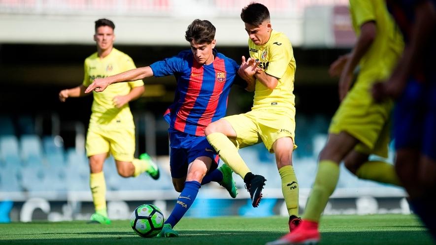 El Villarreal ya está en semifinales de Copa del Rey tras eliminar al Barcelona