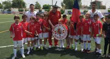 El Ribarroja CF rememora una temporada 2016-2017 para el recuerdo
