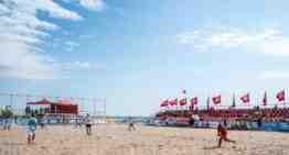 La Liga Nacional de Fútbol Playa de la RFEF se da cita en Alicante del 29 de junio al 1 de julio