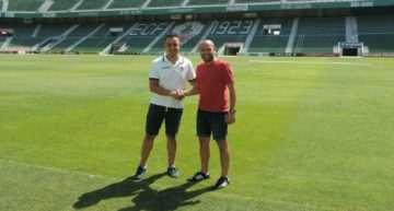 El Elche CF y el Aspe Unión Deportiva llegan a un acuerdo de colaboración