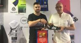 CD Caxton College y Fútbol Emotion Valencia oficializan su acuerdo de colaboración