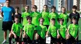 COTIF Promeses Istobal 2017 (Benjamines): clubes y equipos participantes