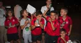 GALERÍA: La UDB Alfafar acaba la temporada a ritmo de discomóvil
