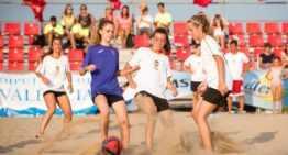 Cuando Papá Trincha el Pato se adjudica el XXIV Trofeo Ciudad de Valencia de Fútbol Playa