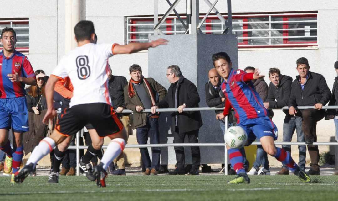 El Levante UD Juvenil participará en el COTIF y este es su calendario