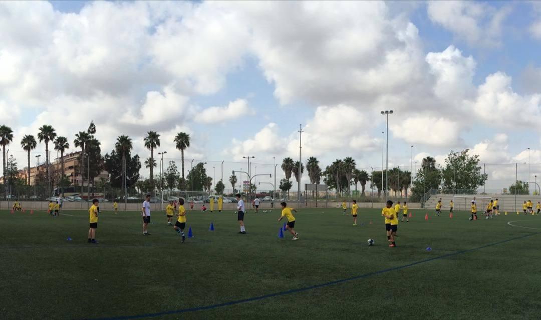 Termina el Campus de MET Soccer Academy y C.F. San José