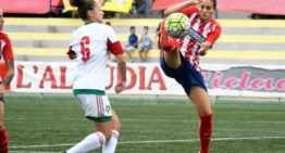 Crónica COTIF Femenino: Triunfo ajustado del Atlético ante Marruecos que le mete en la final (0-1)
