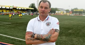 """Aleksandr Grishin, seleccionador ruso en el COTIF: """"Rusia solo sale de casa si es para ganar"""""""