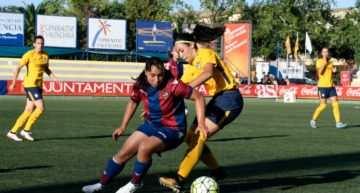 Crónica COTIF Femenino: Increíble remontada del Atleti ante el Levante UD (3-2)